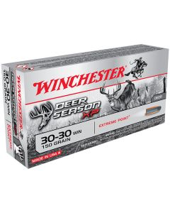 Winchester Deer Season XP 30-30 Winchester 150 Grain Extreme Point Polymer Tip 20 Rounds