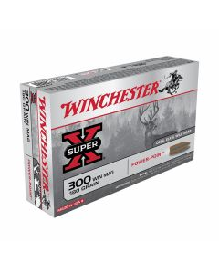 Winchester Super-X 300 Winchester Magnum 180 Grain Pointed Soft Point 20 Rounds
