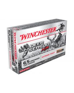 Winchester Deer Season XP 6.5 Creedmoor 125 Grain Extreme Point Polymer Tip 20 Rounds