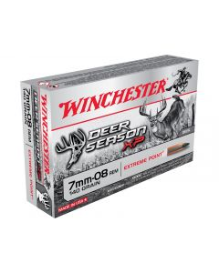 Winchester Deer Season XP 7mm-08 Remington 140 Grain Extreme Point Polymer Tip 20 Rounds
