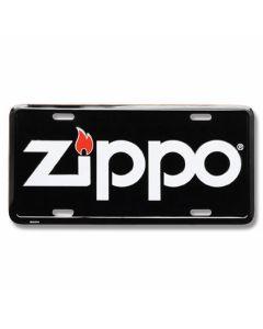 Zippo License Plate Model ZLP10