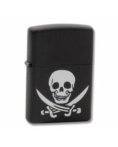 """Zippo """"Jolly Roger"""" Lighter Model 02315"""