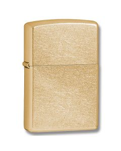 """Zippo """"Gold Dust"""" Lighter Model 10029"""