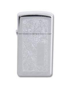 Zippo Venetian Slim Lighter