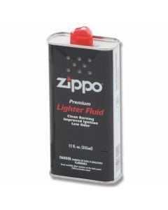 Zippo Lighter Fluid 12 Ounce Container