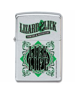 Zippo Lizard Lick Towing Lick Life Lighter