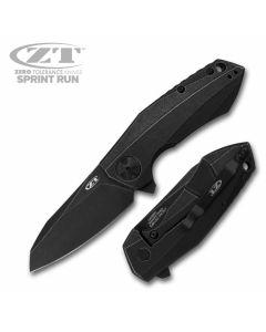 Zero Tolerance Knives 0456 BlackWash Coating