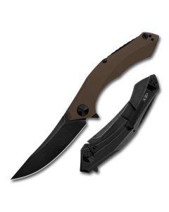 Zero Tolerance Sprint Run 0462 CPM-S35VN Stainless Steel Blade G-10/Titanium Handle
