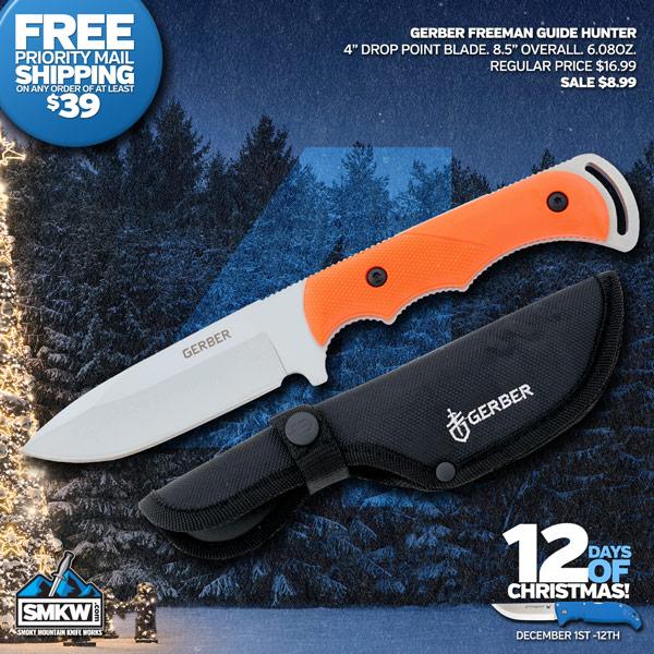 Gerber Freeman Guide Orange - Today $8.99!