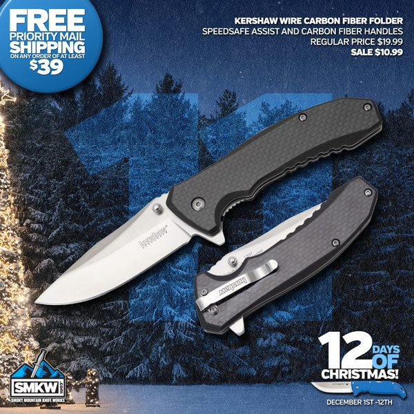 Kershaw Wire - Today $10.99!