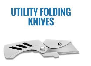 utility folding knives
