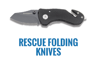 rescue folding knives