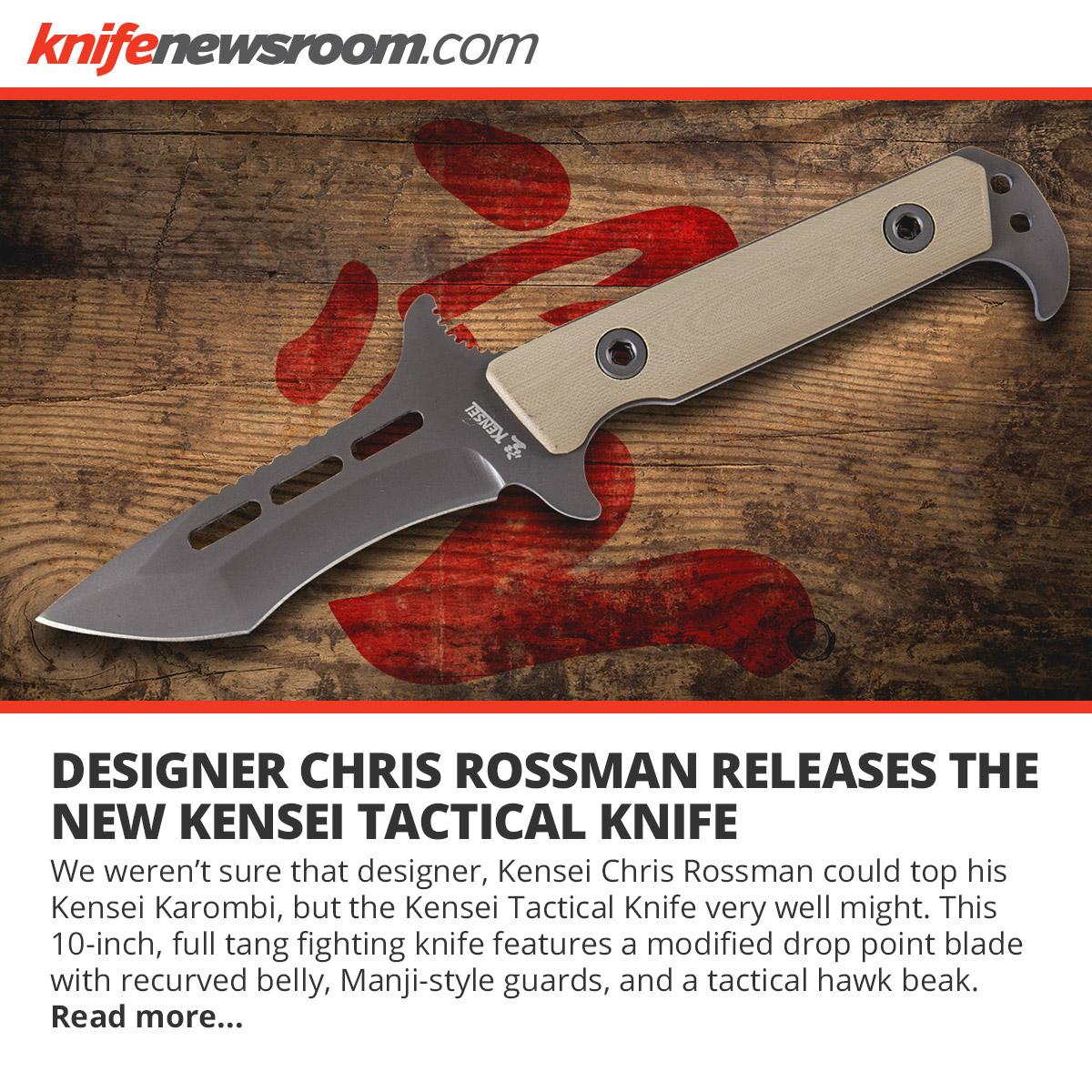 Kensei Knife