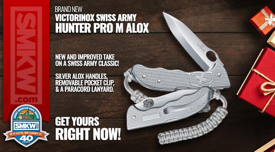 Victorinox Swiss Army Hunter Pro M Alox