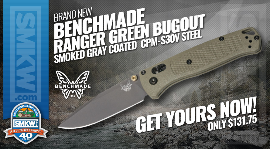 New Benchmade Models Now Available for Pre-order!
