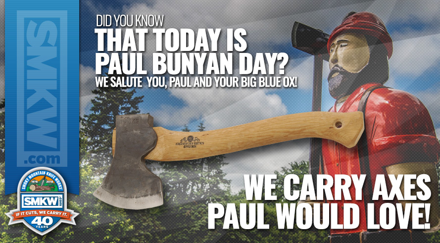 Paul Bunyan Day 2018