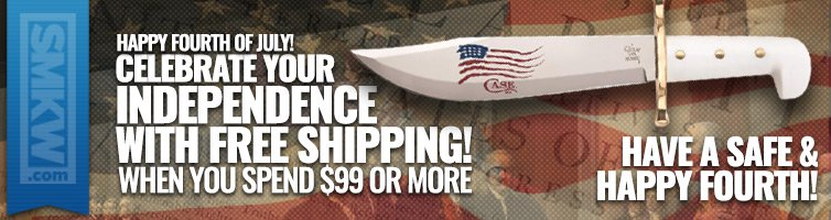 4th of July Free Shipping