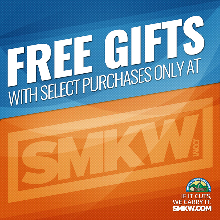 free gifts with purchase at smkw.com!