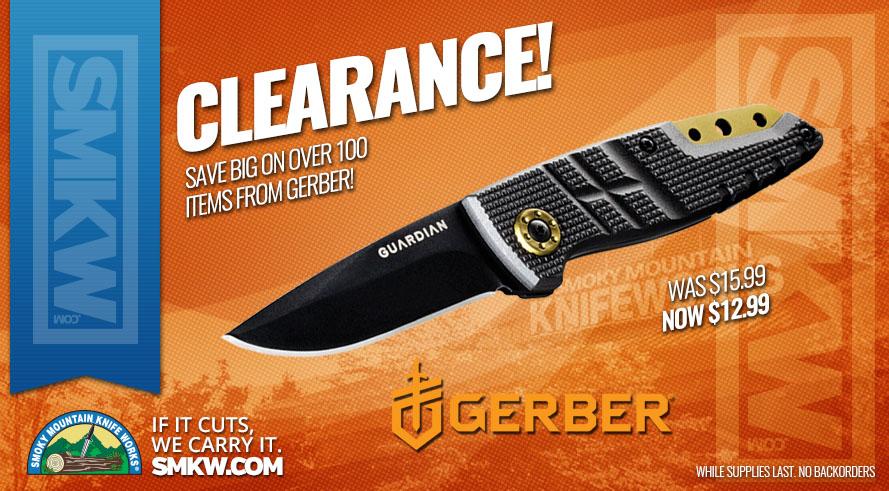 Gerber Clearance 41717