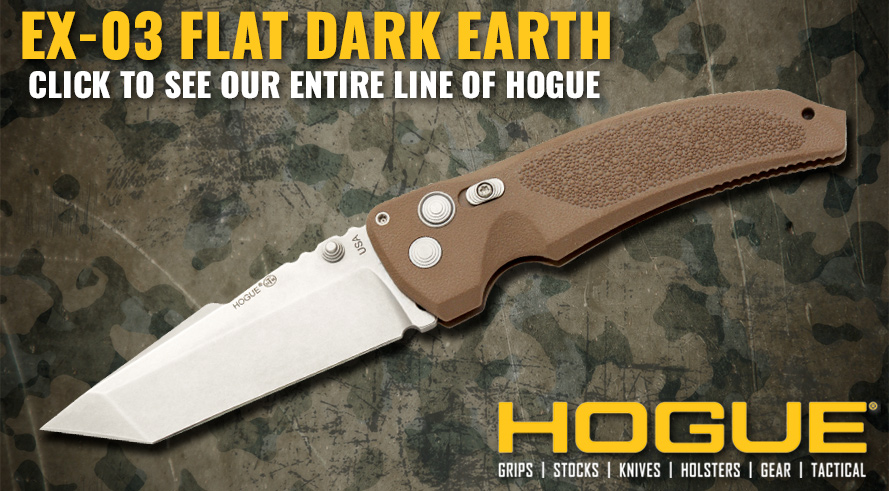 Click to See Our Entire Line of Hogue Knives!