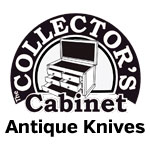 Collector's Cabinet Antique and Custom Knives